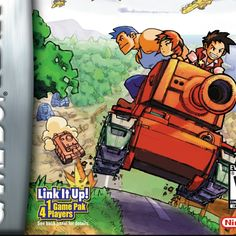 GBA game with multiple sequels  and spin-offs. You know the title?