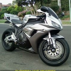 2006 CBR 1000 RR