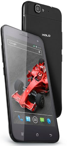 7MM SLIM SMARTPHONE WITH TURBO CHIPSET, HD DISPLAY, 13 MP CAMERA FROM XOLO
