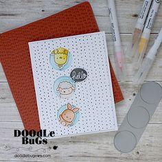 Doodlebugs: Lunar Animals - Mama Elephant