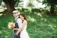 Fall Inspired Rustic Wedding