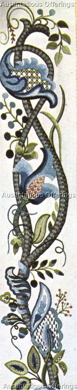 Chrimes Tudor Jacobean Bell Pull www.austintatiousofferings.com