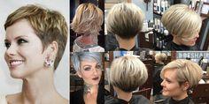 Una collezione di nuovi stili di capelli corti per over 50, che vi consigliamo di non perdere per nessuna ragione al mondo!