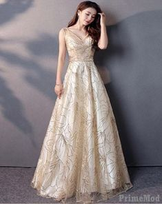 Elegant Long Prom Dress To Wear on Big Day Party Dresses For Teenagers 86516a6106a3