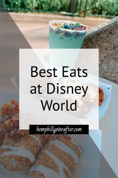 Some of the absolute best things you can eat right now at Walt Disney World! Orlando Theme Parks, Disney World Theme Parks, Disney World Food, Best Disney World Restaurants, Walt Disney World Vacations, Disney World Resorts, Iced Tea Lemonade, Disney Snacks, Disney Dining Plan
