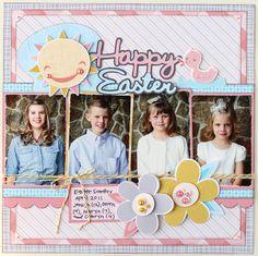 Happy Easter  #Cricut