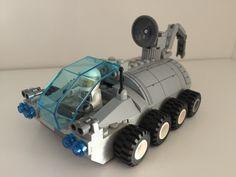 LEGO MOC space car