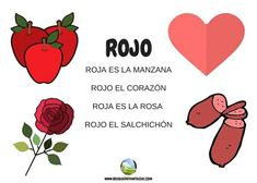 Hand Games, Spanish Vocabulary, Preschool Literacy, Tot School, Spanish Lessons, Child Development, Activities For Kids, Language, Classroom