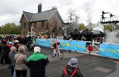 Bradley Wiggins Tour de Yorkshire 2015