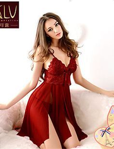 Cheap women lingerie sexy, Buy Quality sexy women lace directly from China harness sexy Suppliers: 2017 Sheila Sexy Lingerie Women's Underwear Babydoll Sleepwear Lace Dress G-string Nightwear Solid Embroidery Harness Sexy Lingerie Babydoll, Jolie Lingerie, Lingerie Dress, Pretty Lingerie, Beautiful Lingerie, Lingerie Sleepwear, Sexy Lingerie, Nightwear, Sexy Outfits