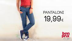 Pantaloni donna Bon Prix #shopping #glamour