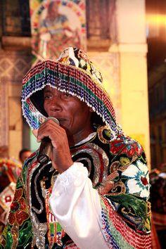 Cantador de Bumba-meu-boi - Maranhão