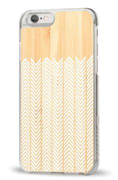 wood patterned iphone 6 case @nordstrom #nordstrom