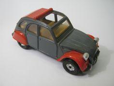 Citroën 2CV by Corgi