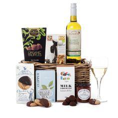 Todhunter - Luxury organic gift basket