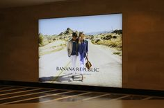 Matrix Frame для сети магазинов BANANA REPUBLIC Banana Republic, Polaroid Film, Frame, Painting, Decor, Art, Picture Frame, Art Background, Decoration