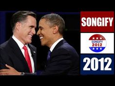 Debate Highlights Songified! #Election2012