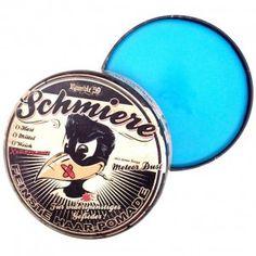 Pomada do włosów - Schmiere Rock-hard 140ml