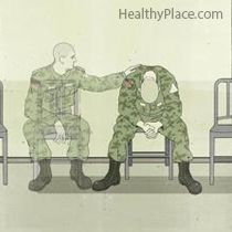 Do I Have Combat PTSD? How is PTSD Assessed? | When a veteran experiences a trauma, they want to know if they have combat PTSD. Learn how PTSD is assessed by professionals and why you need a PTSD assessment.  www.HealthyPlace.com