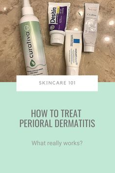 Perioral dermatitis or POD is an inflammatory skin condition that typically presents as a red, bumpy rash near the mouth, nose and eyes. Often confused for acne. Here's all you need to know... #acne #POD Acne Prone Skin, Oily Skin, Dry Skincare, How To Get Rid Of Acne, How To Treat Acne, Skin Tips, Good Skin, Confused