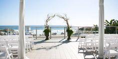 Malibu West Beach Club Ca Wedding Spot Costs Ceremony