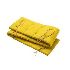Tour de lit linea jaune