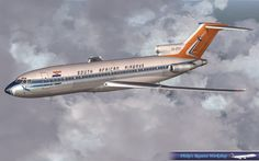 Boeing 727, Africa Travel, Helicopters, Airplanes, South Africa, Aircraft, Commercial, Sketches, African