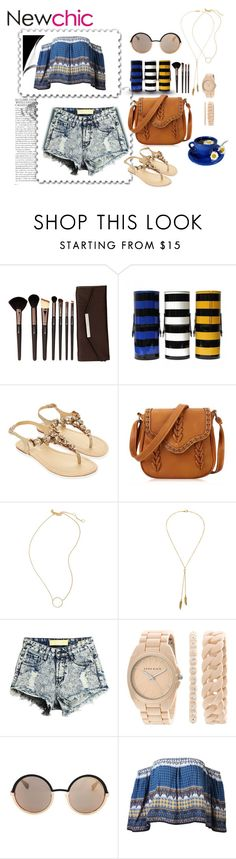"""#newchic #3"" by mssantos ❤ liked on Polyvore featuring Borghese, Accessorize, Madewell, Bølo, Anne Klein, Marc by Marc Jacobs, chic and newchic"