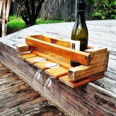 Pallet Winerack