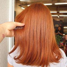 Ginger Hair Color, Hair Color Dark, Burnt Orange Hair Color, Short Auburn Hair, Beautiful Red Hair, Copper Hair, Burgundy Hair, Hair Looks, Dyed Hair
