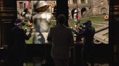 Sony hace demostración pública de sus gafas VR ProyectoMorpheus
