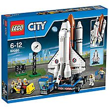 Buy LEGO City Spaceport Online at johnlewis.com