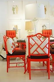 Tiffany Leigh Interior Design: Craigslist Purchase: Chippendale Chairs