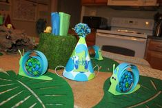 Frogs, Snails and Puppy Dog Tails Birthday Party Ideas   Photo 22 of 57   Catch My Party
