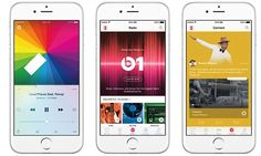 Apple Music set for a complete overhaul in war with Spotify and Tidal | Daily Mail Online
