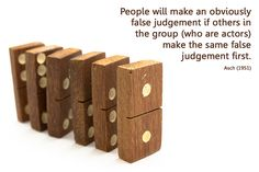 socially induced false judgement by Will Lion, via Flickr