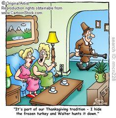 thanksgiving humor | on the edge of something: A Little Thanksgiving Humor