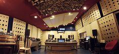 Spoor Recording Studio [photo by Brendon Heinst]