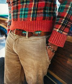 Autumnal hues make me one happy camper . Limited edition painted leather Happy Camper belts. Link in Bio