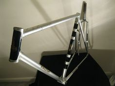 """1974 Raleigh Professional Carlton 21 5"""" Frame Fork with Campagnolo Dropouts 