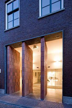 Universiteitsbibliotheek, Utrecht-Productontwerp en interieur-Projecten | Grosfeld van der Velde Architecten