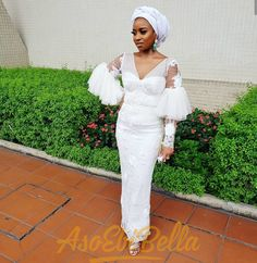 48 Edition of - Shop From These New Aso ebi Lace style & African Print Trend Aso Ebi Lace Styles, African Lace Styles, Latest Aso Ebi Styles, Lace Dress Styles, African Lace Dresses, African Fashion Dresses, Ankara Styles, Nigerian Fashion, African Clothes