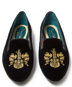 French Sole by Appointment to Liberty Velvet Hefner Flats   Womenswear   Liberty.co.uk
