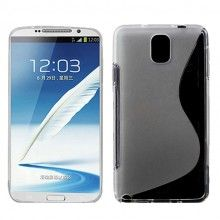 Custodia Galaxy Note 3 - Sline Transparente  € 5,99
