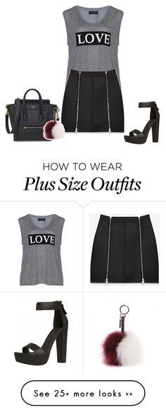 """Untitled #856"" by street-style-98 on Polyvore"