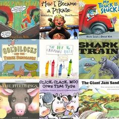 great list of the best funny, clever, and cute children's picture books - you won't get tired of reading these to your kids!