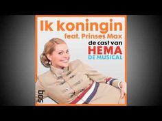 Ik koningin (feat. Prinses Max) - de cast van HEMA de musical (single) - YouTube Onschuldige persiflage, leuk!