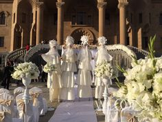 Have stiltwalkers in your wedding ceremony and feel you as in a fairy tail! http://weddingarmenia.com/
