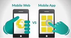 Which is better? - Mobile Application or Mobile Website Which one to go for? – Mobile app or mobile web? - Mobile website is one of the perfect platforms t Mobile Web, Mobile App Design, Best Mobile, Mobile App Development Companies, Web Development, Mobile Friendly Website, Responsive Web, Marketing Plan, Internet Marketing