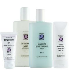 Derma Topix Skin Care Products